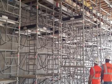 Formation Tours d'étaiement et Tours d'accès de chantier
