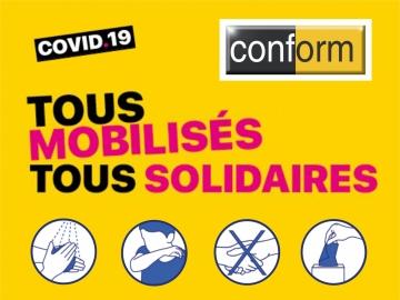 Tous mobilisés, Tous solidaires