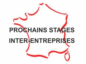 Nos prochains stages échafaudages fixes et roulants en inter-entreprises